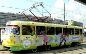 reklama-na-tramvayah
